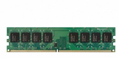 Memory RAM 1x 1GB Dell - Precision Workstation 470 DDR2 400MHz ECC REGISTERED DIMM | A0457637