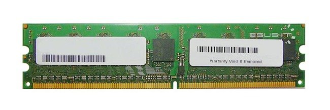 Memory RAM 1x 2GB GoodRAM ECC UNBUFFERED DDR2  800MHz PC2-6400 UDIMM | W-MEM80E22G